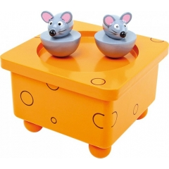 Speeluurwerk Dansende Muizen